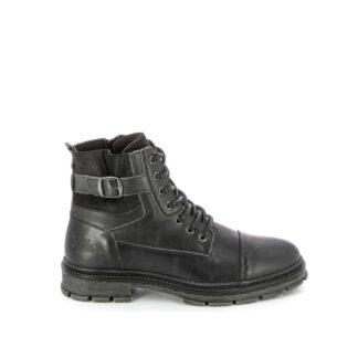 pronti-121-0w3-bull-boxer-baskets-sneakers-chaussures-a-lacets-noir-fr-1p