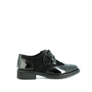 pronti-201-1m0-stil-nuovo-chaussures-a-lacets-noir-fr-1p