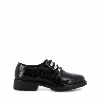 pronti-201-1n2-chaussures-a-lacets-noir-croco-fr-1p