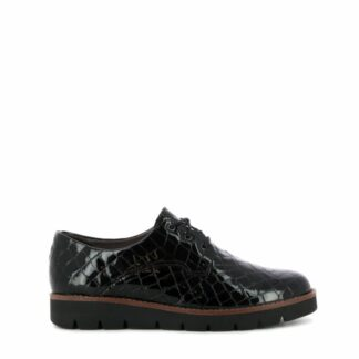 pronti-201-1n6-4x-comfort-chaussures-a-lacets-noir-croco-fr-1p