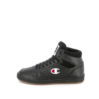 pronti-761-9k7-champion-baskets-sneakers-chaussures-a-lacets-sport-noir-new-york-mid-fr-1p