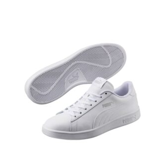 pronti-762-9a3-puma-baskets-sneakers-chaussures-a-lacets-sport-blanc-fr-1p