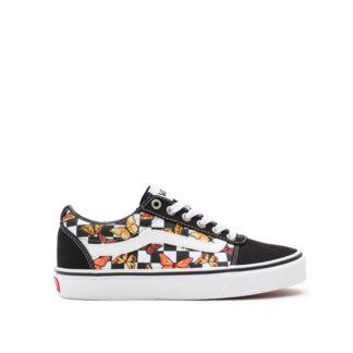 pronti-771-4p1-vans-baskets-sneakers-chaussures-a-lacets-sport-toiles-noir-ward-fr-1p