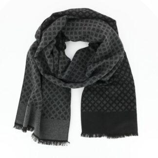 pronti-841-6t0-echarpes-foulards-noir-fr-1p